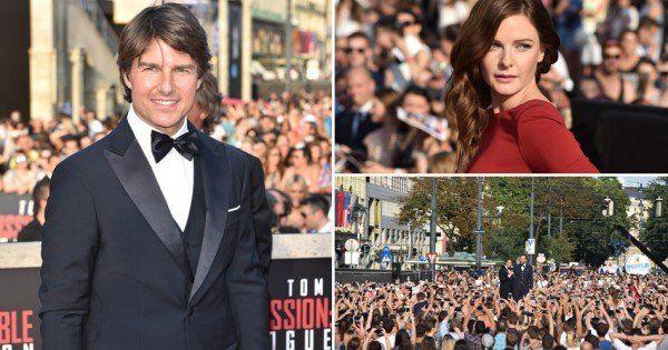 """""""Mission: Impossible V""""-Weltpremiere in der Oper: Die Fotos von Tom Cruise und Co. in Wien"""