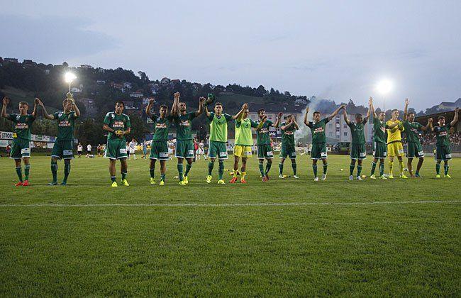 Rapid Wien ist voller Vorfreude auf die kommende Saison