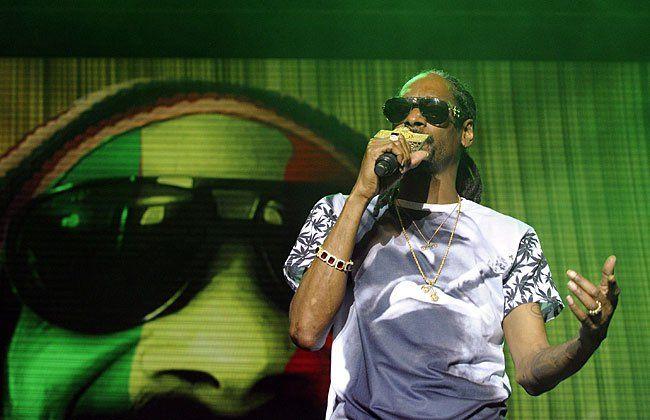 """""""Snoop Dogg, Zugezogen Maskulin & Guests"""" beim Konzert am Mittwoch in der Arena"""
