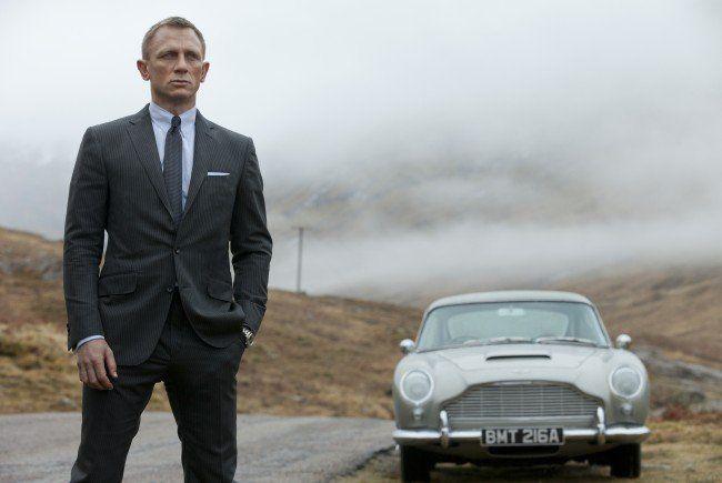 Zum neuen James Bond-Film gibt es einen neuen Long-Trailer