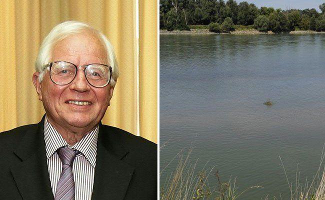 Ernst Trost, Redakteur der Kronen Zeitung, erlitt einen Badeunfall