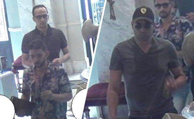 Die Polizei bittet um Hinweise zu diesen Männern.