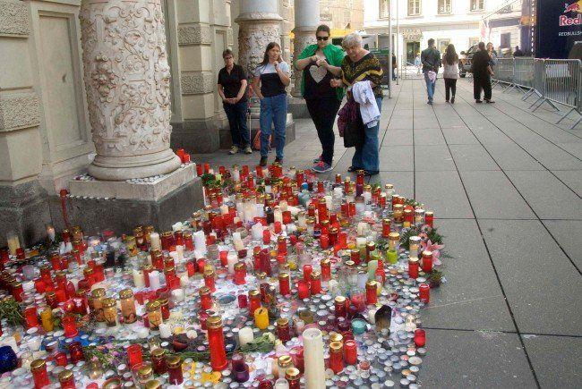Beamte legten Mann Bild des Amokfahrt-Opfers vor.
