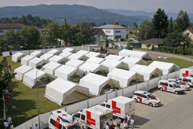 Nach wie vor ist die Situation rund um die Flüchtlingsunterbringung prekär.