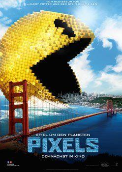 Pixels – Trailer und Kritik zum Film