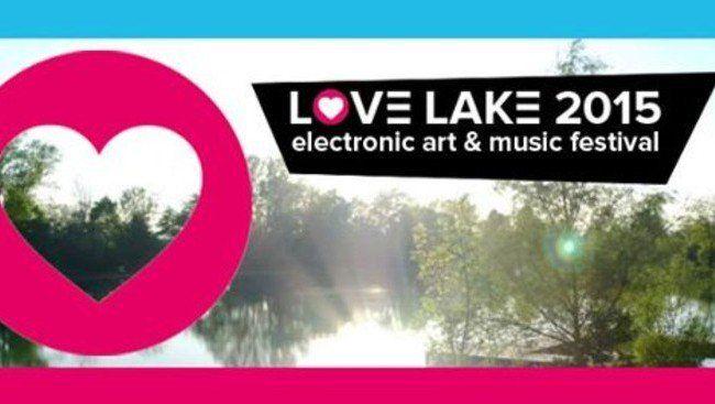 Tickets für das Love Lake Festival 2015 gewinnen