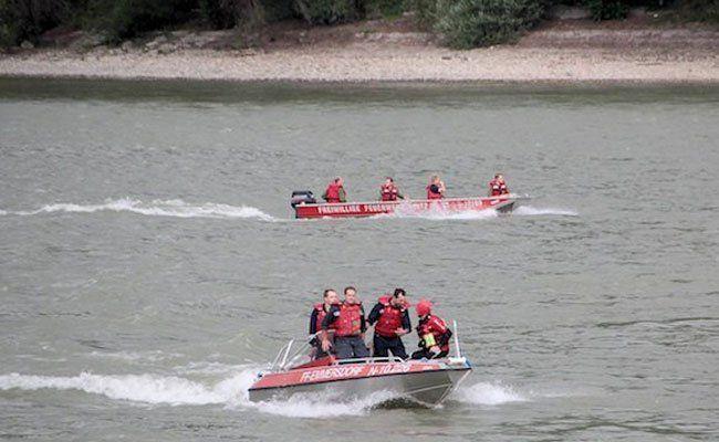 Am Freitag ist ein Mann in der Donau ertrunken.