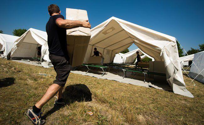 In Wien wird die Betreuung von Flüchtlingen neu organisiert.