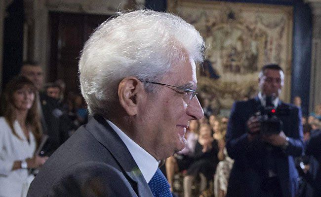 Sergio Mattarella hat seinen Wien-Besuch abgesagt.