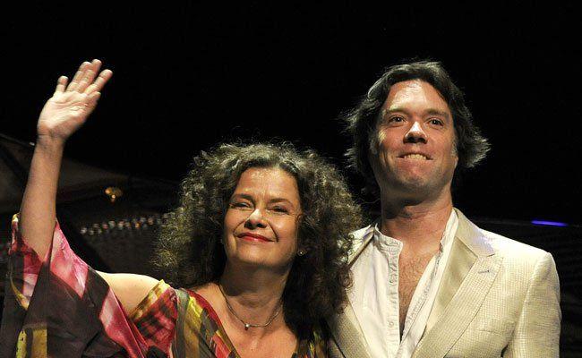Rufus Wainwright und Angelika Kirchschlager wollten schon lange gemeinsam auftreten.