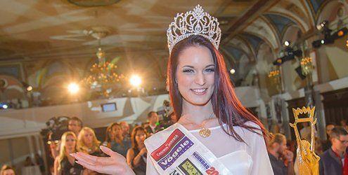 So fesch ist die Miss Austria 2015