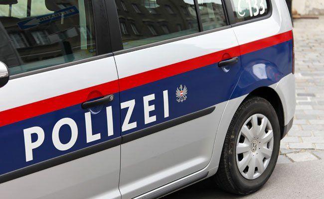 Die Polizei nahm den Randalierer vorläufig fest.