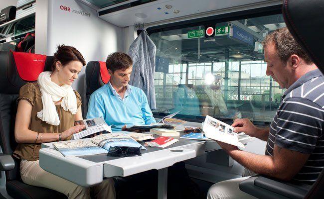 Bei Bahnreisen zeichnen sich ganz deutliche Trends ab.