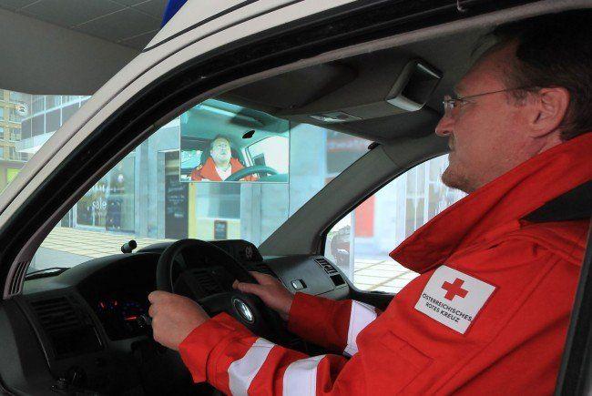 Die Transportleistungen des Roten und des Grünes Kreuzes sollen zusammen gelegt werden.