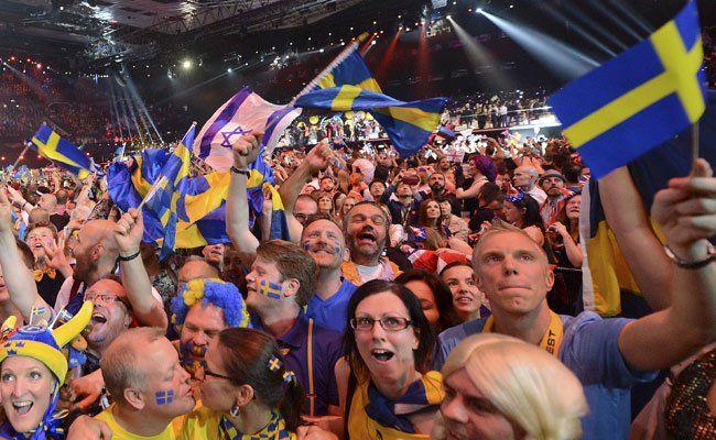 2016 wird der ESC in Schweden ausgetragen.