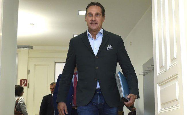 Die Befragten sehen Strache nicht als Wiener Bürgermeister.