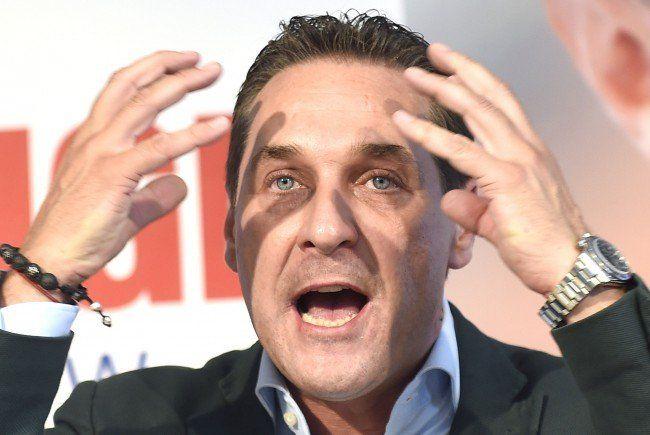 Jetzt meldet sich Heinz-Christian Strache zu Wort.