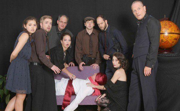 """Unser Theater: 2×2 Karten für """"Das indische Tuch"""" in Wien gewinnen"""