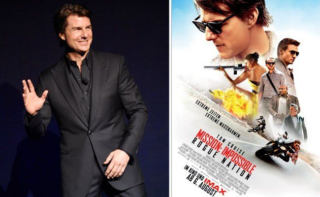"""Mission: Impossible 5″-Weltpremiere in Wien"