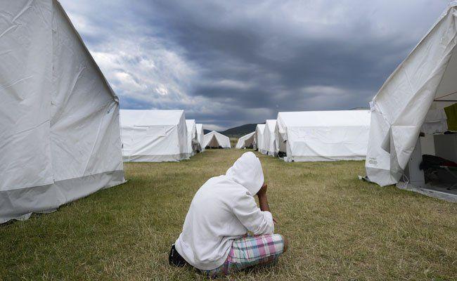 Derzeit befinden sich 3.200 Flüchtlinge in Traiskirchen.