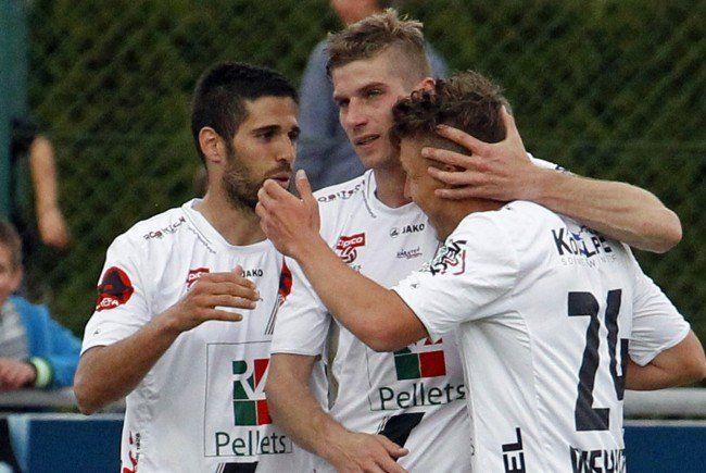 WAC kämpft um Europa-League-Quali-Spiel gegen Dortmund.