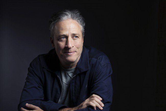 Stewart verabschiedete sich als Talkshow-Gastgeber