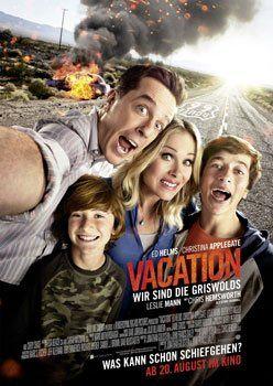 Vacation – Wir sind die Griswolds – Trailer und Kritik zum Film