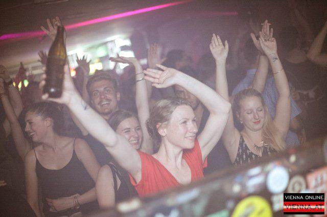 Ganz Wien erfreut sich an den Parties im Loft.