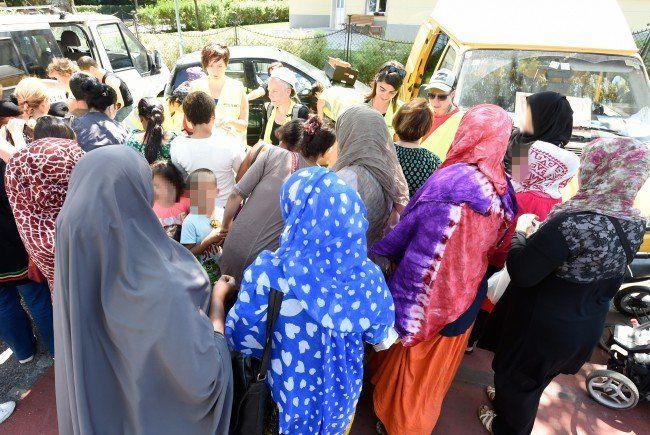Asyl: Ärzte ohne Grenzen besuchte Traiskirchen
