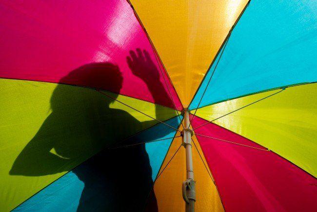 Hitze - Warnstufe Rot ab Samstag in Teilen Ostösterreichs