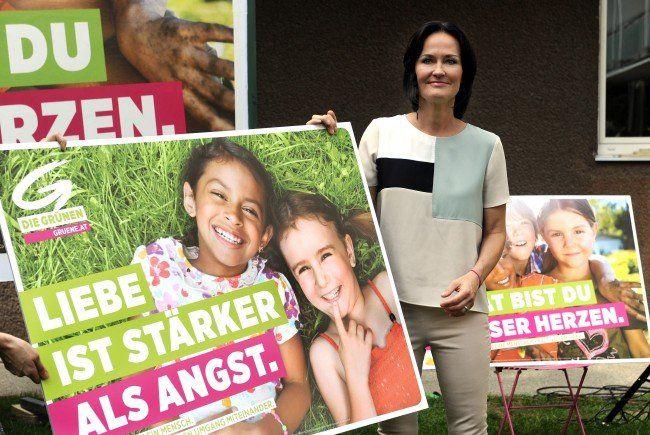 Herbst-Wahlen - Glawischnig: Wähler wollen Grüne in Regierung