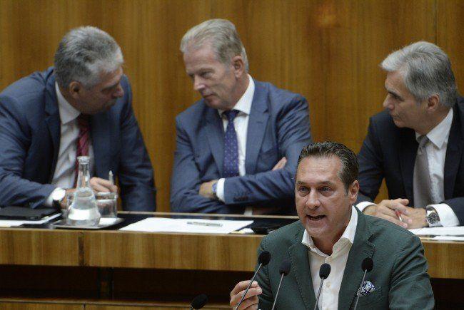 Die FPÖ rückt beim Thema Durchgriffsrecht nicht von ihrer Position ab.