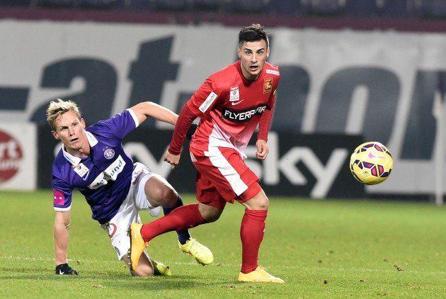 LIVE-Ticker zum Spiel FC Admira Wacker gegen FK Austria Wien ab 16.00 Uhr.