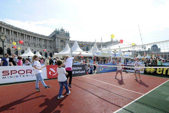 Das Vienna Sport Festival will die Wienerinnen und Wiener zum Sporteln animieren.
