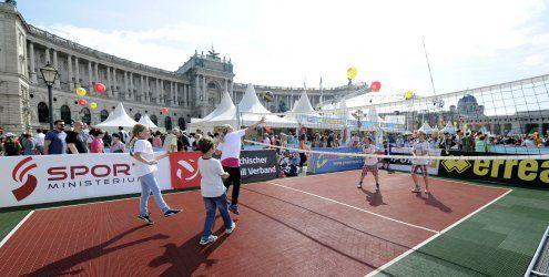 Alles zum Vienna Sport Festival