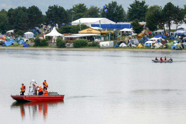 Ein 17-Jähriger dürfte beim Lake Festival in der Steiermark ertrunken sein.