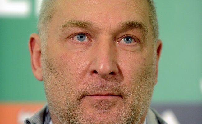 Laut Rapids Sportdirektor Andreas Müller steht das Thema Transfers bei den Wienern aktuell nicht auf der Agenda.