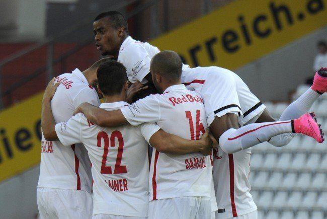 LIVE-Ticker zum Spiel Red Bull Salzburg gegen SCR Altach ab 18.30 Uhr.