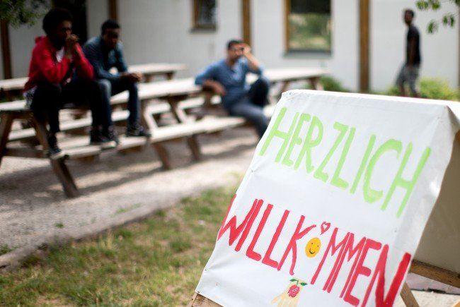 Wahlen im Zeichen des Asylwerber-Ansturms