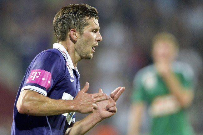 LIVE-Ticker zum Spiel FK Austria Wien gegen SV Mattersburg ab 16.00 Uhr.