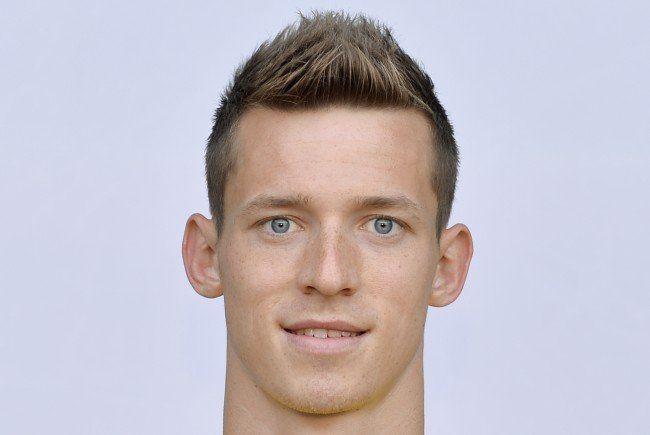 Der Torhüter von Rapid Wien Strebinger wurde gesperrt.