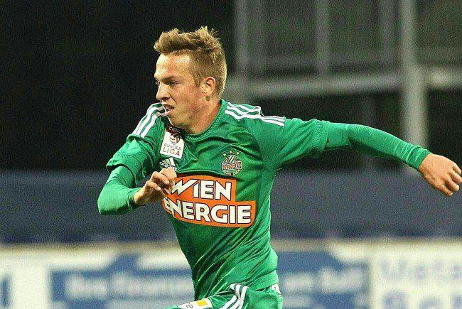 Philipp Schobesberger: Vertrag verlängert, jetzt geht es gegen Mattersburg.