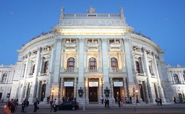 """Das Burgtheater wurde zum """"Theater des Jahres"""" gewählt."""