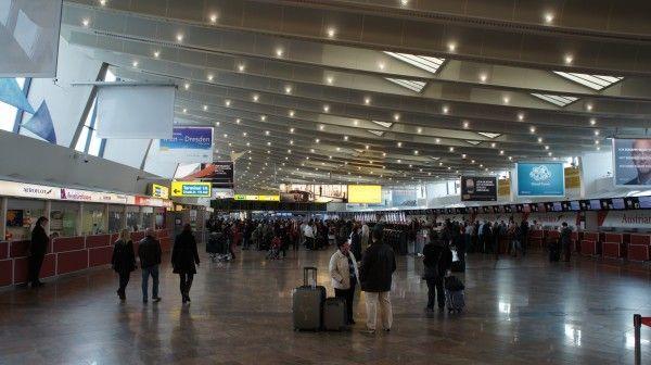 Einige Aufregung herrschte am Flughafen Wien-Schwechat