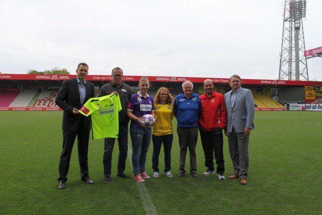 Die Austria und der USC Landhaus wollen den Frauen-Fußball in Wien fördern.