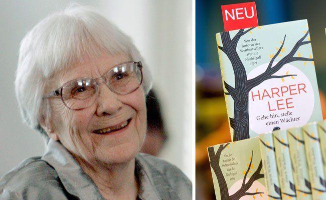 Harper Lee (89) hat ein neues Buch veröffentlicht