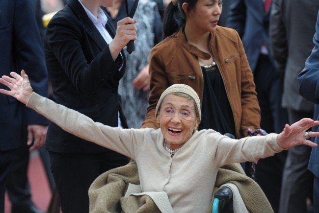 Luise Rainer war mit 104 Jahren in London verstorben.