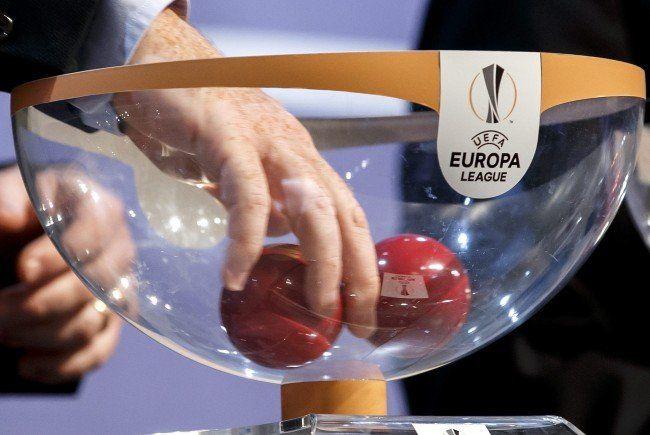 LIVE von der Auslosung der Gruppen in der Europa League: Auf wen trifft Rapid Wien?