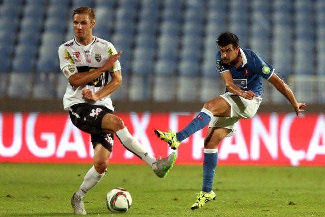 Für die Altacher ist der Traum von der Europa League geplatzt.