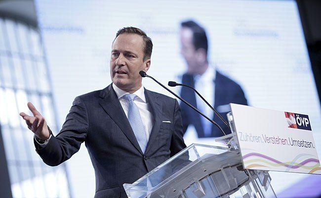ÖVP-Wien-Chef Manfred Juraczka sprach über die 50 Projekte der ÖVP